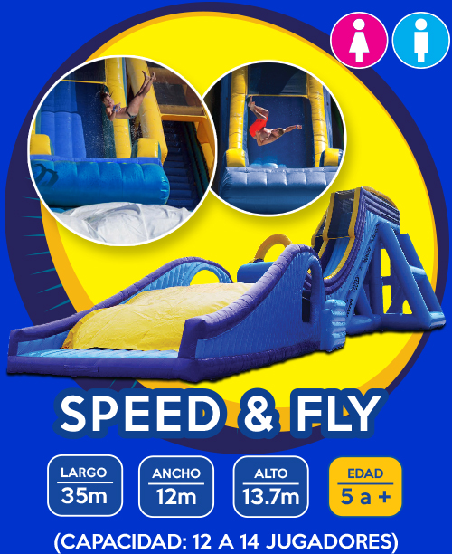Speed & Fly