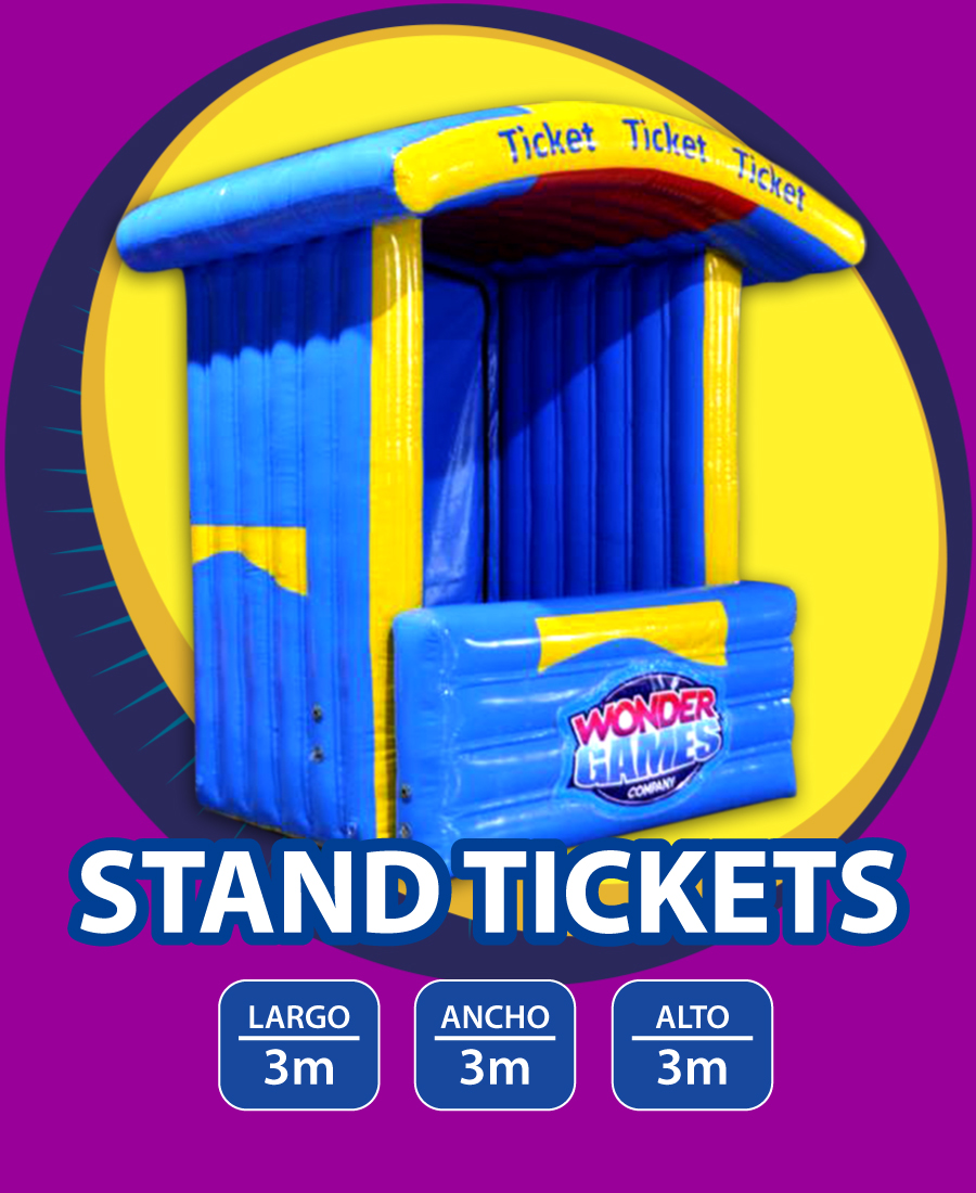 Stand Tickets